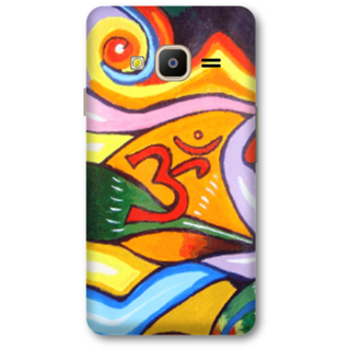 Samsung Z2 2016 Designer Hard-Plastic Phone Cover from Print Opera - Om