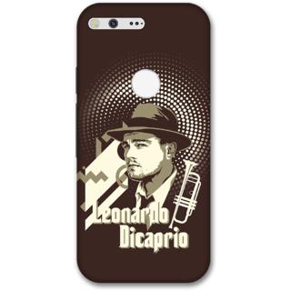 Google pixel xl Designer Hard-Plastic Phone Cover from Print Opera -Leonardo dicaprio