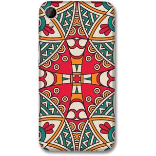 HTC 830 Designer Hard-Plastic Phone Cover from Print Opera -Graffti