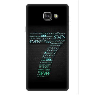 Samsung Galaxy A5 (2017) Designer back case By SLR  ( SMA5(17)_SLR3DAA_G0066 )