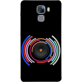 FUSON Designer Back Case Cover For Huawei Honor 7 :: Huawei Honor 7 (Enhanced Edition) :: Huawei Honor 7 Dual SIM (Amazing In Concert Work Of Art Magical Best Wallpaper)
