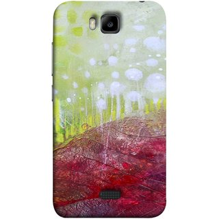 FUSON Designer Back Case Cover For Huawei Honor Bee :: Huawei Honor Bee Y5c (Lot Of Colours For Hall Bedroom Painting Intresting )