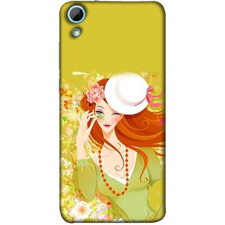 FUSON Designer Back Case Cover For HTC Desire 628 :: HTC Desire 628 Dual Sim  (Baby Couples Nice Quotes Happy Lovely Hard Kisses )