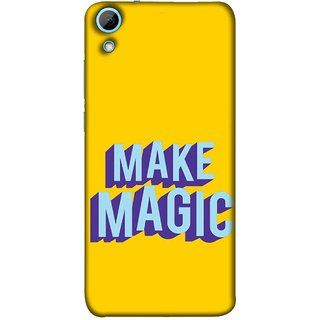 FUSON Designer Back Case Cover For HTC Desire 628 :: HTC Desire 628 Dual Sim  (Wand Magically Make Differnece To Others Life )