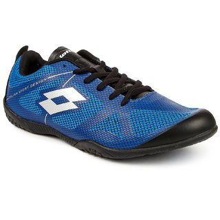 4abb5ae48d02 Buy Lotto Men Zhero 3.0 Blue Black Shoes Online - Get 61% Off