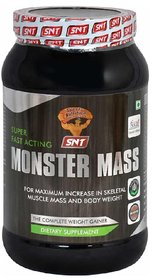 SNT Monster Mass - 1 Kg. - Choc. Flavour