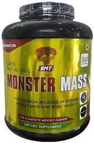 SNT Monster Mass - 2.5 Kg. - Choc. Flavour