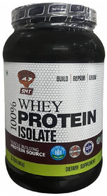 SNT 100% Whey Protein Isolate - 2lbs - Strawberry Flavo
