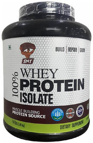 SNT 100% Whey Protein Isolate - 4lbs - Vanilla Flavour