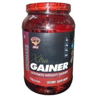 SNT Gromass Xtra Gainer - 1 kg. - Vanilla Flavour