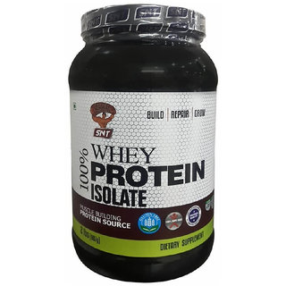 SNT 100 Whey Protein Isolate - 2lbs - Choc. Flavour
