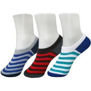 Men  Women Polka Print Ankle Length Socks