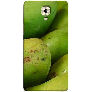 FUSON Designer Back Case Cover For Gionee M6 (Jungle Sweet Villages Fruits Hapoos Langda )