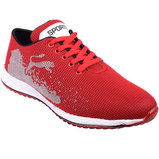 BB LAA 915 Men's Red Sports Shoes
