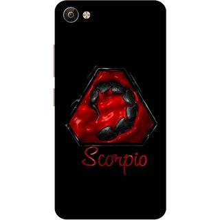 Print Opera Hard Plastic Designer Printed Phone Cover for Vivo V5 Plus Scorpio