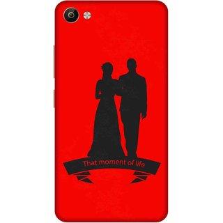 Print Opera Hard Plastic Designer Printed Phone Cover for Vivo V5 Plus That moment of life