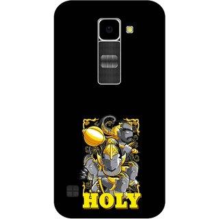 Print Opera Hard Plastic Designer Printed Phone Cover for Lg K10 Holy