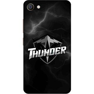 Print Opera Hard Plastic Designer Printed Phone Cover for Vivo X7 Thunder in black and white texture