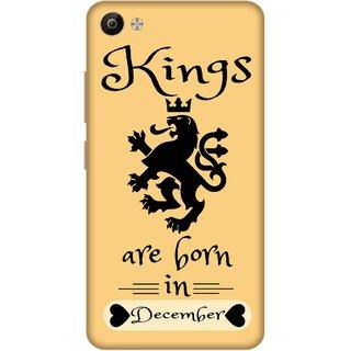 Print Opera Hard Plastic Designer Printed Phone Cover for Vivo V5 Plus King are born dec
