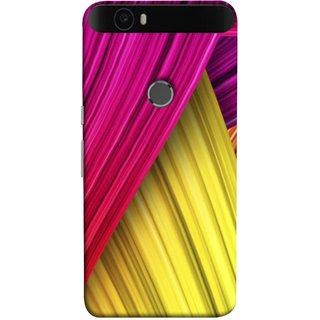 FUSON Designer Back Case Cover For Huawei Nexus 6P :: Huawei Google Nexus 6P (Vector Digital Illustration Best Wallapper Pattern)