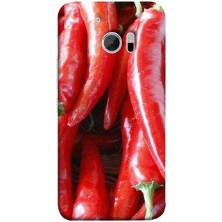 FUSON Designer Back Case Cover For HTC 10 :: HTC One M10 (India Business Hot Sauces Farm Fresh Pickles Kitchen)