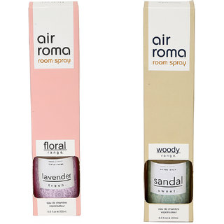 Airroma Sandal Sweet and Lavender Fresh Home Air Freshener