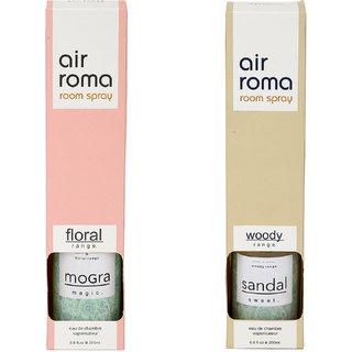 Airroma Mogra Magic and Sandal Sweet Home Air Freshener