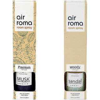 Airroma Musk and Sandal Sweet Home Air Freshener
