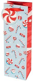 Candy Cane (Gift Bag) Set Of 3