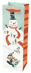 Snowman (Gift Bag) Set Of 3