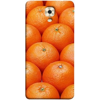 FUSON Designer Back Case Cover For Gionee M6 (Countryside Scent Of Orange Blossoms Citrun )