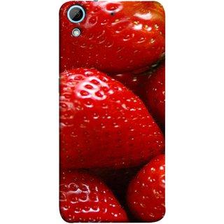 FUSON Designer Back Case Cover For HTC Desire 626G :: HTC Desire 626 Dual SIM :: HTC Desire 626S :: HTC Desire 626 USA :: HTC Desire 626G+ :: HTC Desire 626G Plus (Best Fresh Strawberry Ice Cream Homemade Recipes)