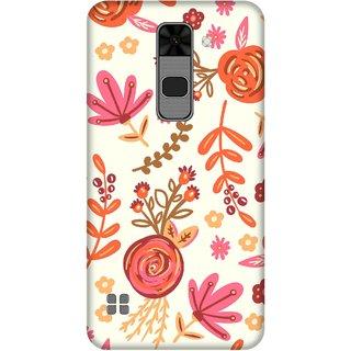 Print Opera Hard Plastic Designer Printed Phone Cover for  Lg Stylus 2 flowers