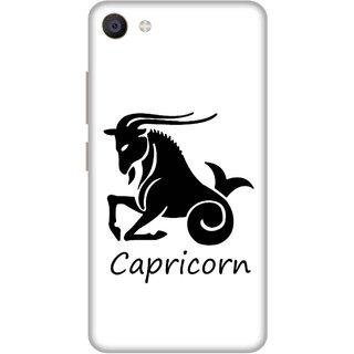 Print Opera Hard Plastic Designer Printed Phone Cover for Vivo X7 Capricorn
