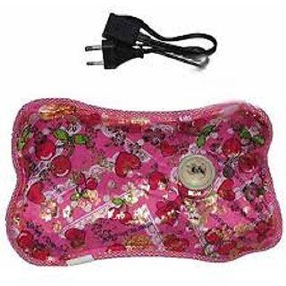 OSSDEN Electric Heat Bag/Hot Gel Bottle Pouch Massager Rectangle Shaped