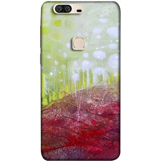 FUSON Designer Back Case Cover For Huawei Honor V8 (Lot Of Colours For Hall Bedroom Painting Intresting )