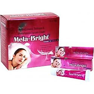 MELA BRIGHT SKIN FAIRNESS CREAM SET OF 2 PCS.