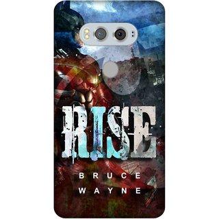 Print Opera Hard Plastic Designer Printed Phone Cover for  Lg V20 Rise grunge artwork