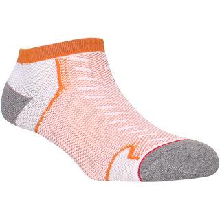 Soxytoes Geometric Liner Length Unisex Dry Fit Nylon Socks 1 Pair