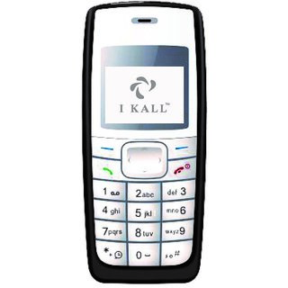 IKall K72 ( Single Sim, 1.4 inches (3.56 cm)  Display, Vibration, BIS Certified )