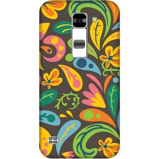 Print Opera Hard Plastic Designer Printed Phone Cover for  Lg K7 Beautiful flowers