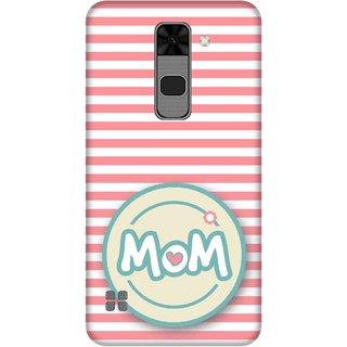 Print Opera Hard Plastic Designer Printed Phone Cover for  Lg Stylus 2 Mom