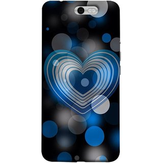 FUSON Designer Back Case Cover For InFocus M812 (Pink Red Wallpapers Boyfriends Pure True Relations)
