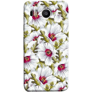 FUSON Designer Back Case Cover For LG Nexus 5X :: LG Google Nexus 5X New (Floral Patterns Digital Textiles Florals Design Patterns)