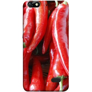 FUSON Designer Back Case Cover For Huawei Honor 4C :: Huawei G Play Mini (India Business Hot Sauces Farm Fresh Pickles Kitchen)