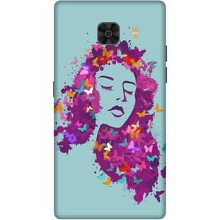 huge discount 6e7e9 1b923 Print Opera Hard Plastic Designer Printed Phone Cover for Samsung Galaxy C9  Pro Beautiful colourful girl art