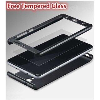 Redmi Note 4 Plain Cases TBZ - Black