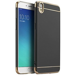 Oppo F1 Plus Plain Cases 2Bro - Golden