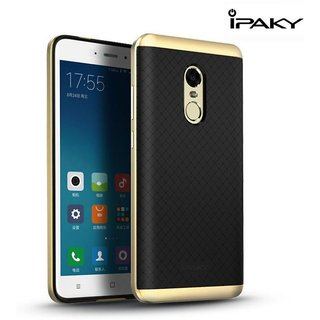 Redmi Note 4 Hybrid Covers IPaky - Golden