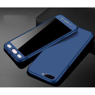 Oppo F5 Bumper Cases ClickAway - Blue